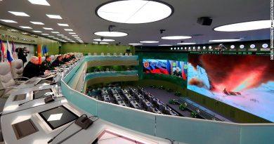 "Los misiles nucleares ""invulnerables"" dice Putin"