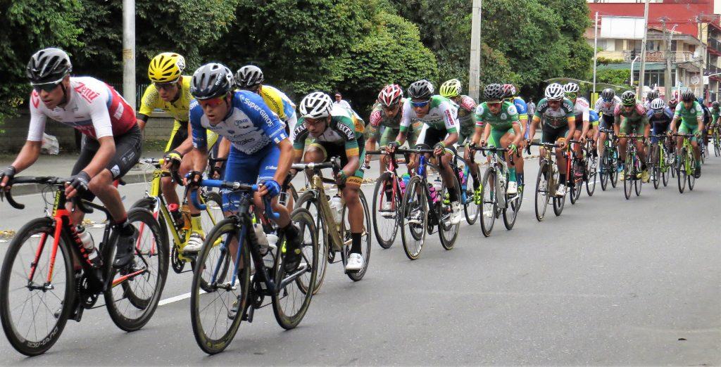 En Manizales se correrá la octava etapa de la Vuelta a Colombia Bicentenario